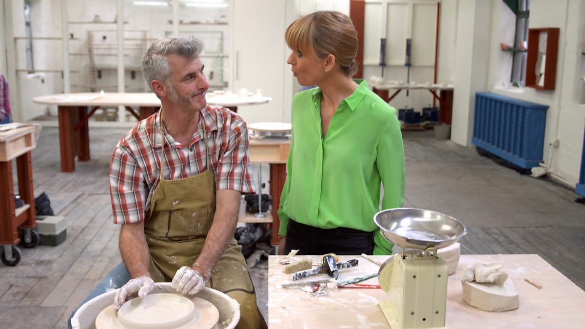 bbc two the great pottery throw down series 1 episode. Black Bedroom Furniture Sets. Home Design Ideas