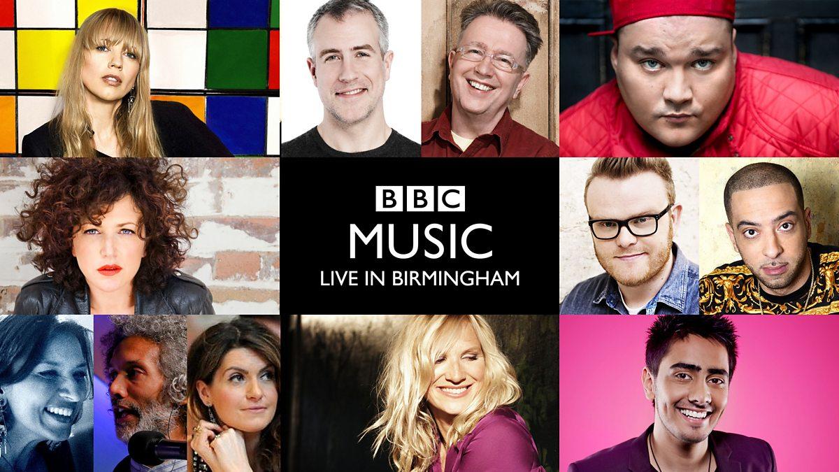 BBC Music - BBC Music Awards, 2015 - BBC Music: Live in Birmingham 2015