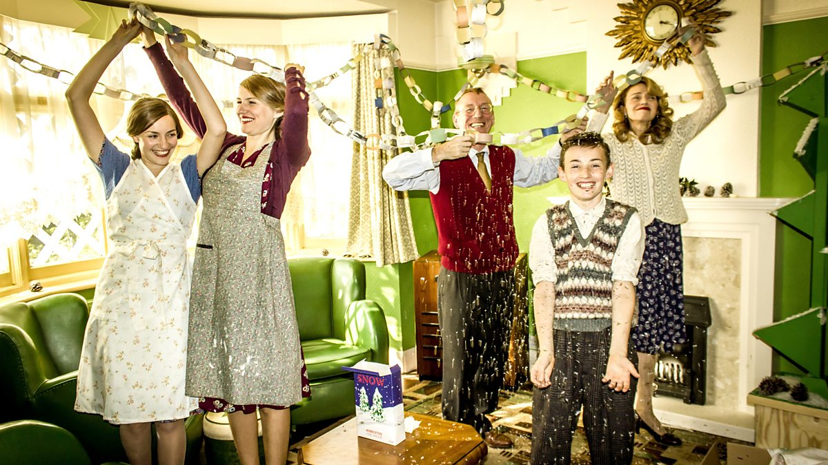 BBC Two - Back in Time for Christmas, The 1940s, 50s and 60s