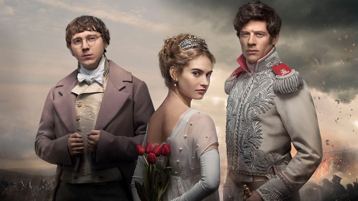 bbc one war and peace nikolai rostov