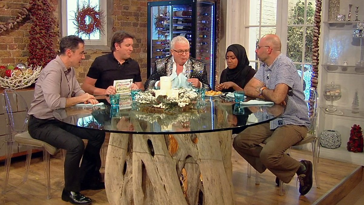 Saturday Kitchen Heaven Or Hell