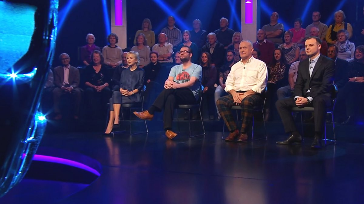 Celebrity mastermind iplayer films