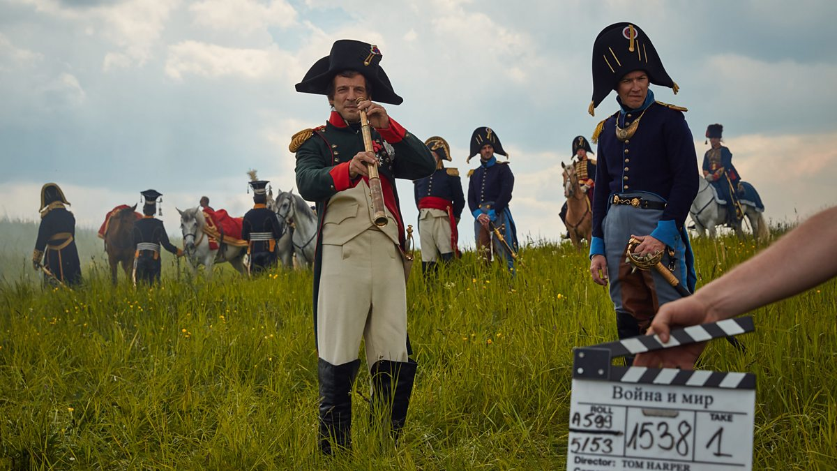 BBC E Mathieu Kassovitz As Napoleon Bonaparte War And Peace