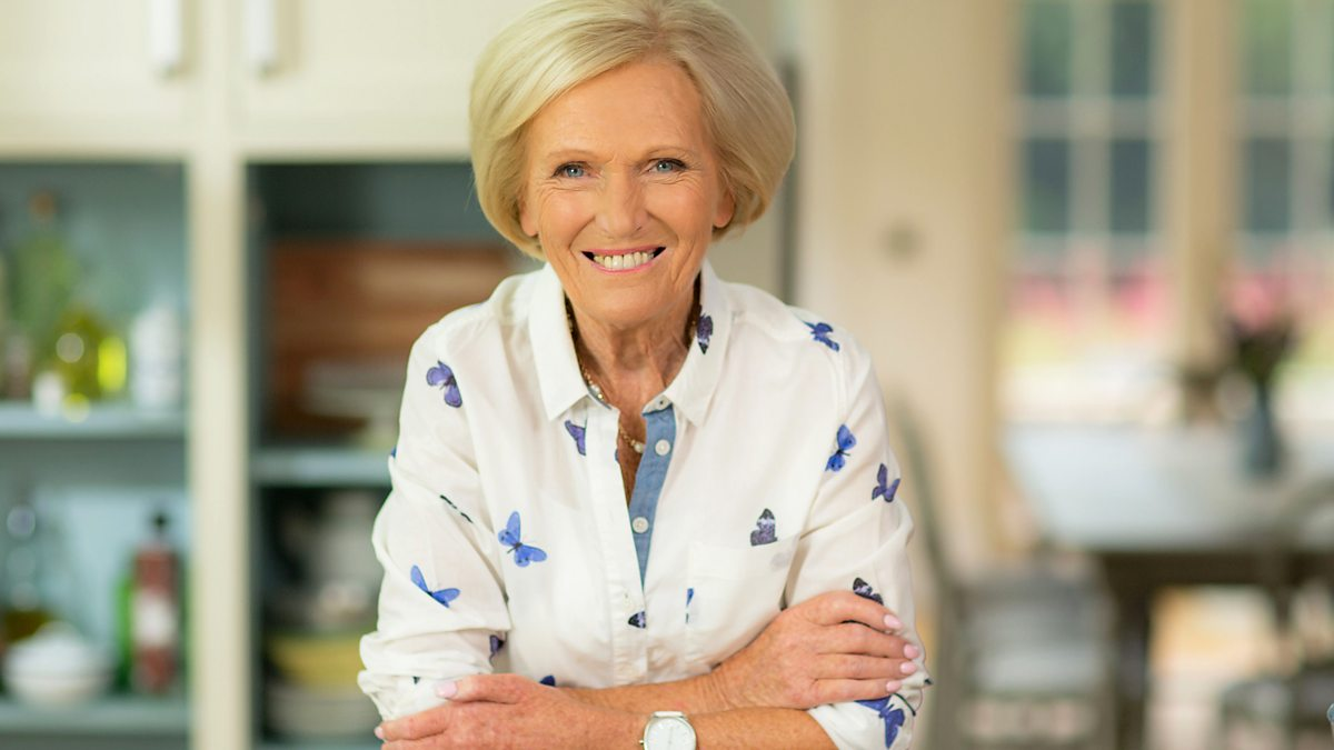 Bbc two mary berry 39 s foolproof cooking episode 5 for Mary berry uk