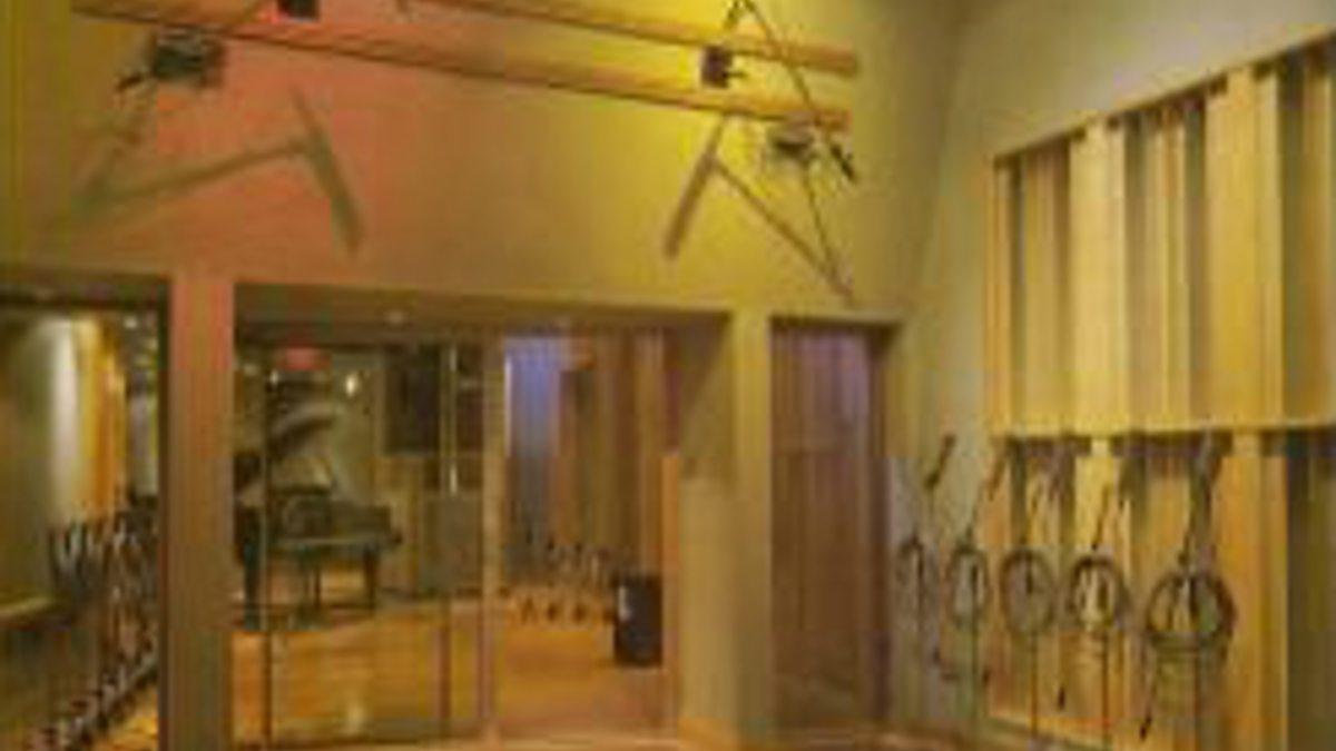 PHOP Chipping Norton Recording Studios