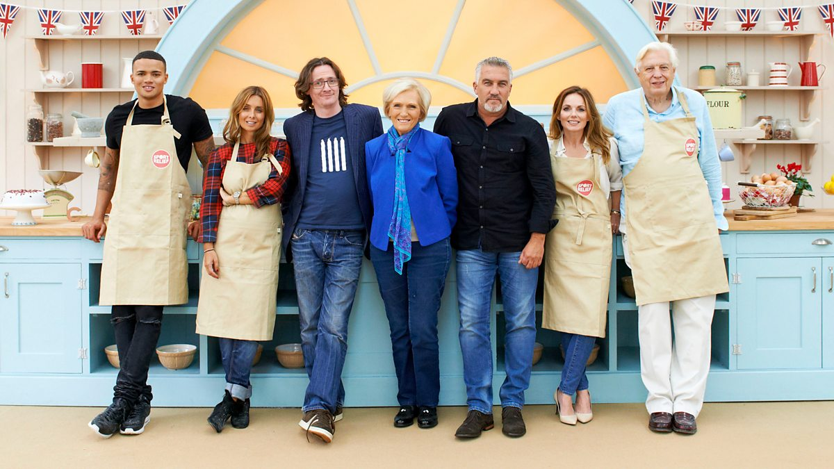 BBC One - The Great Sport Relief Bake Off, Series 3, Episode 3