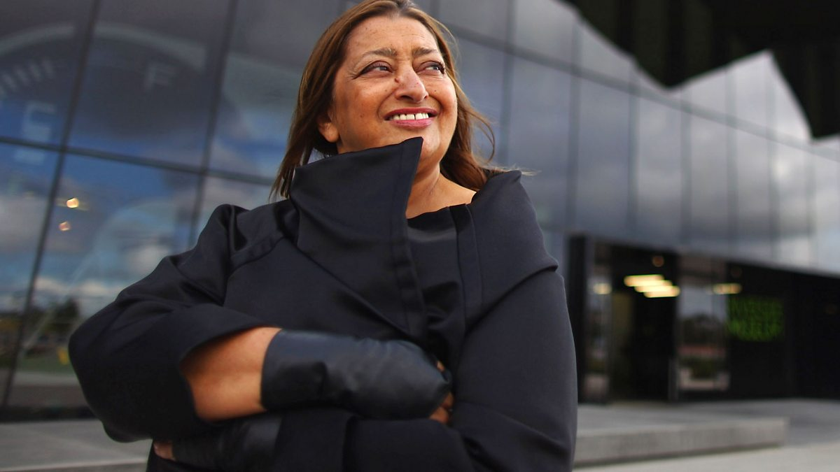 bbc radio 4 desert island discs dame zaha hadid. Black Bedroom Furniture Sets. Home Design Ideas