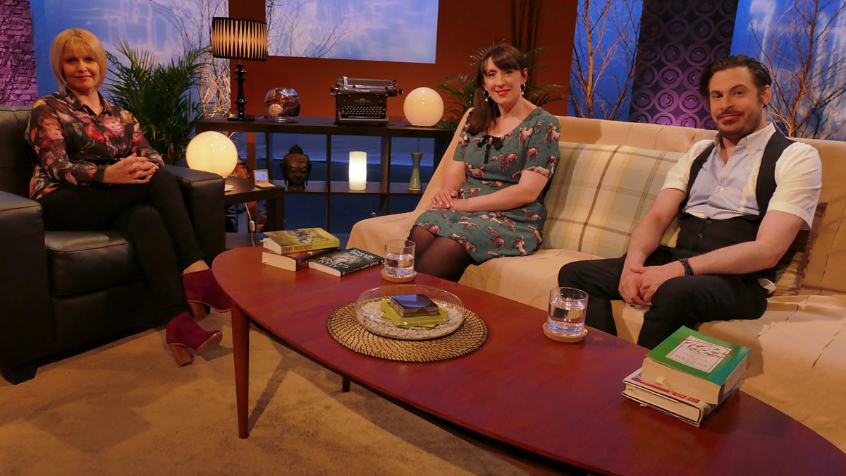 Episode 7, Series 2, Leugh Mi/Book Show - BBC ALBA