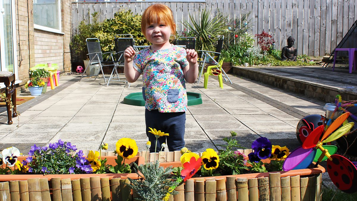 BBC   CBeebies   My First, Garden   Credits