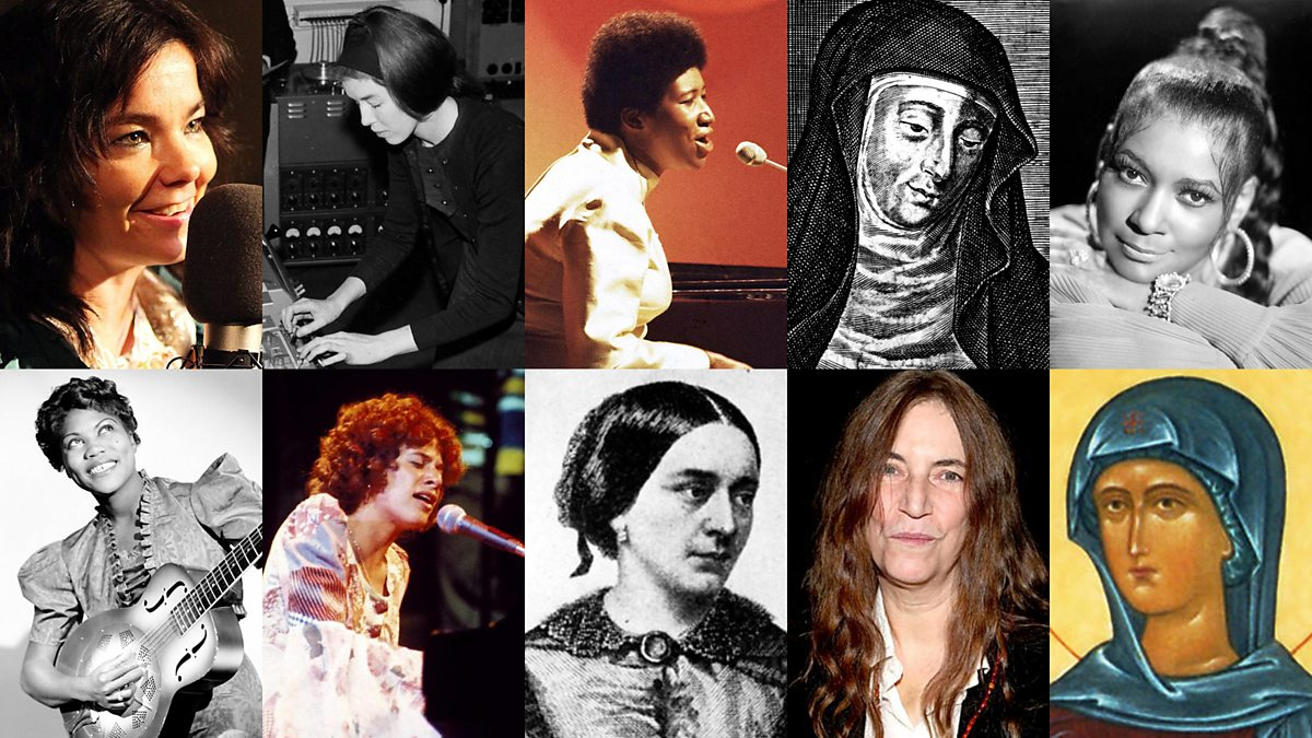 Are these the 10 most revolutionary women in music? - BBC Music