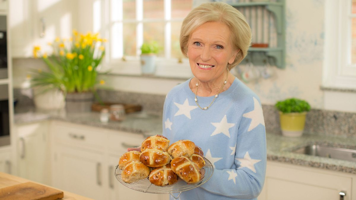 Bbc two mary berrys easter feast forumfinder Choice Image