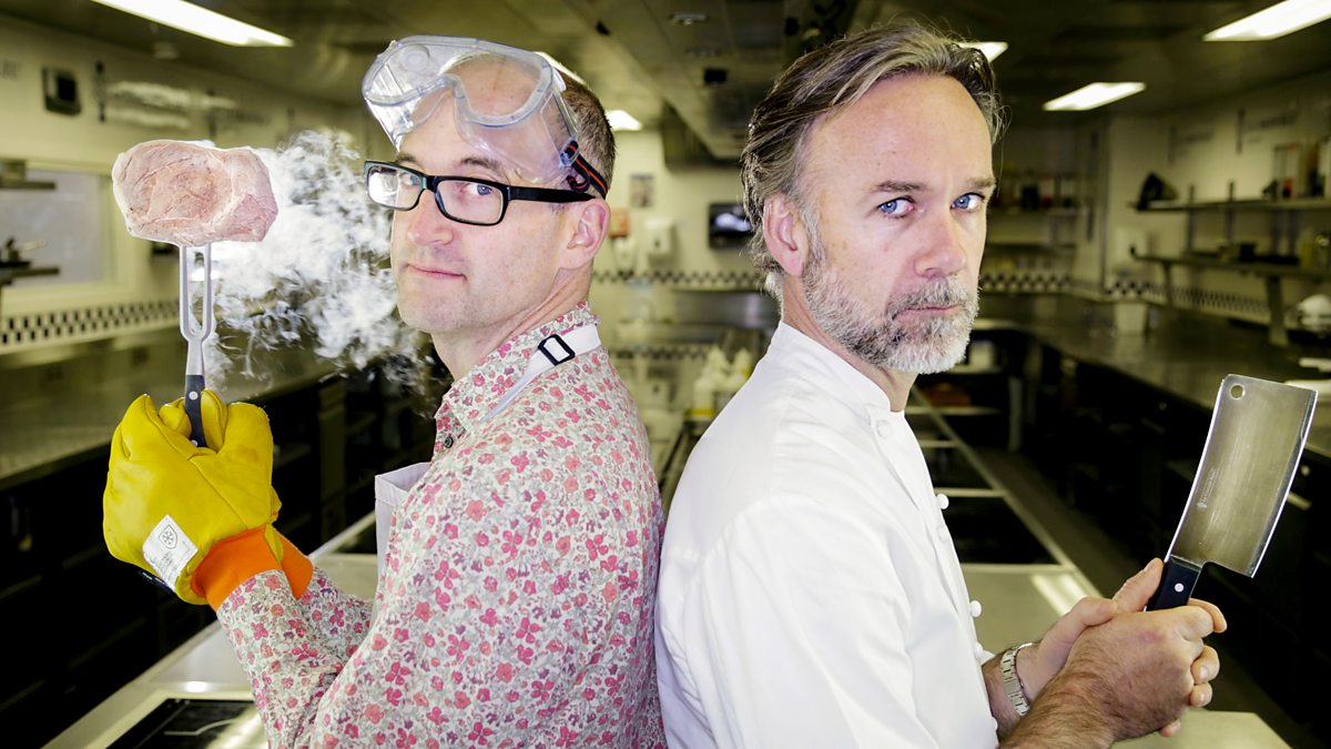 Bbc Four Chef Vs Science The Ultimate Kitchen Challenge