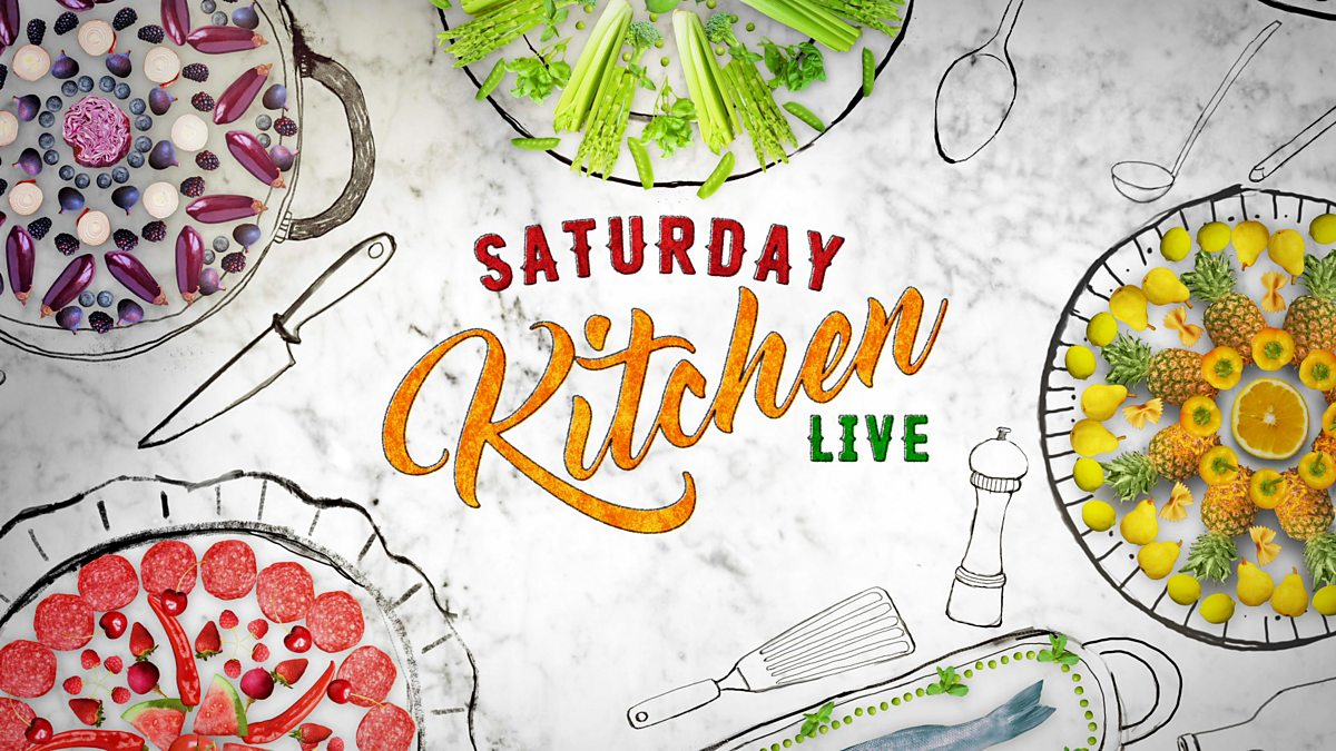 Saturday Kitchen Best Bites Recipes Today