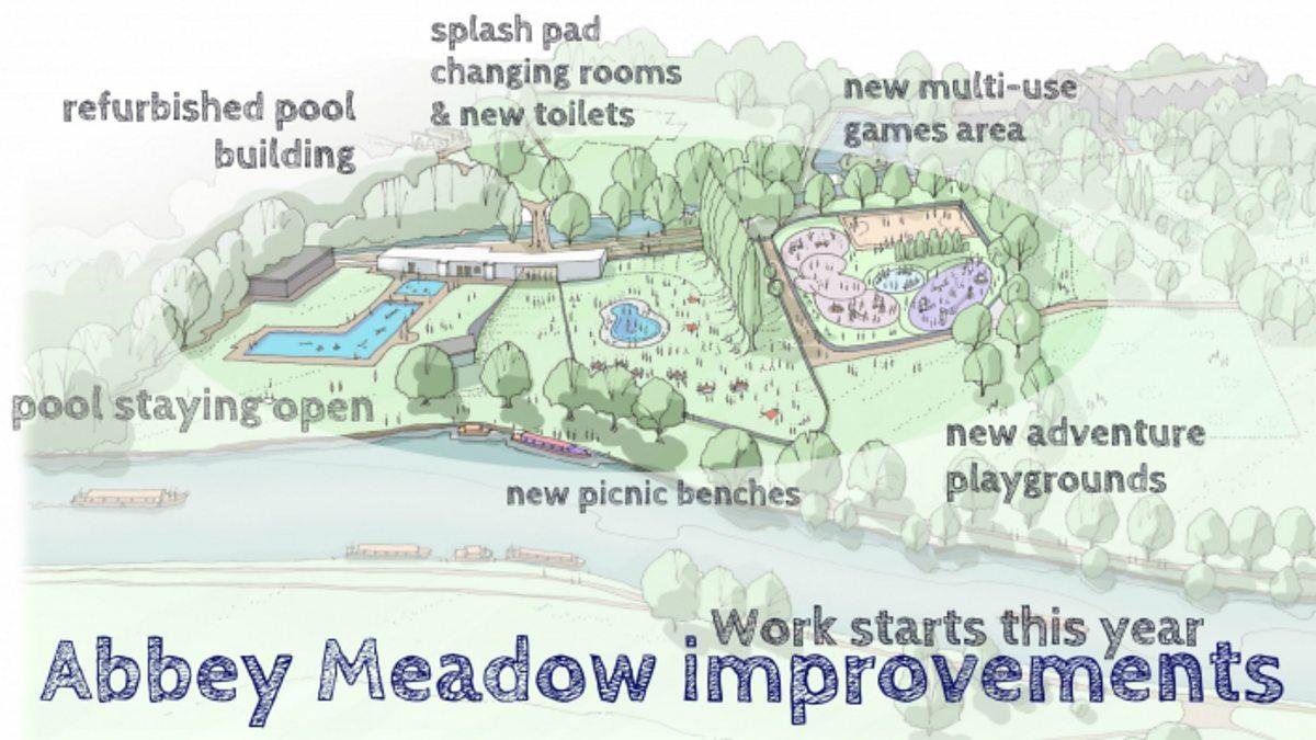 Bbc Radio Oxford David Prever Abingdon S Abbey Meadows Pool School Academy Problems