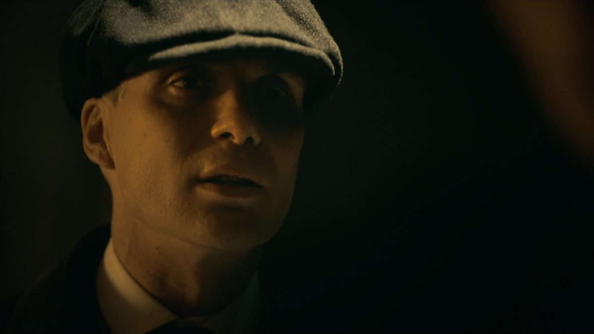 """BBC Two - Peaky Blinders, Series 3, Episode 1, """"I don't ..."""