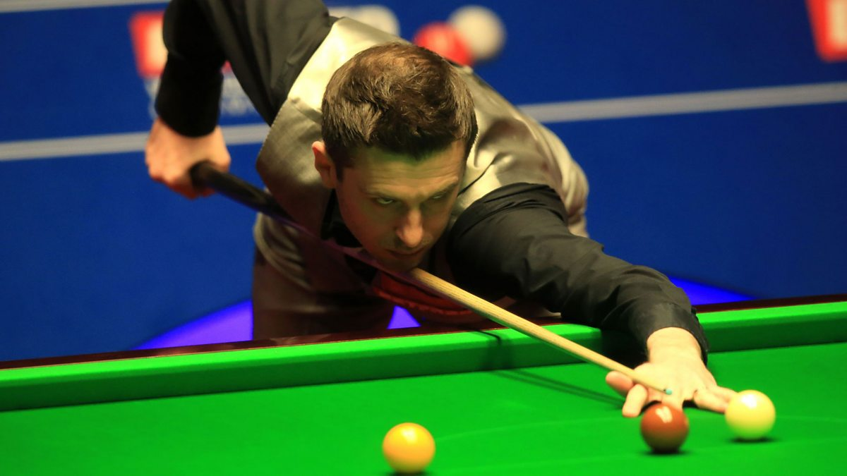 latest snooker news results