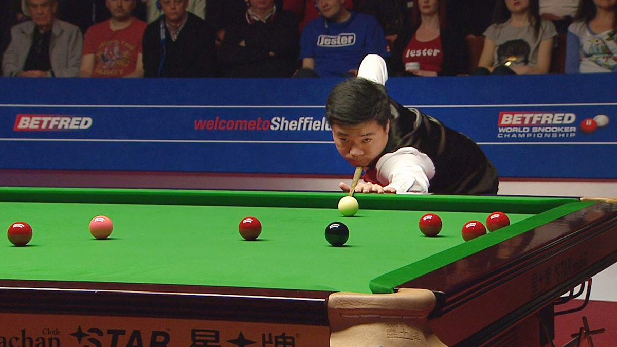 championship snooker live scores