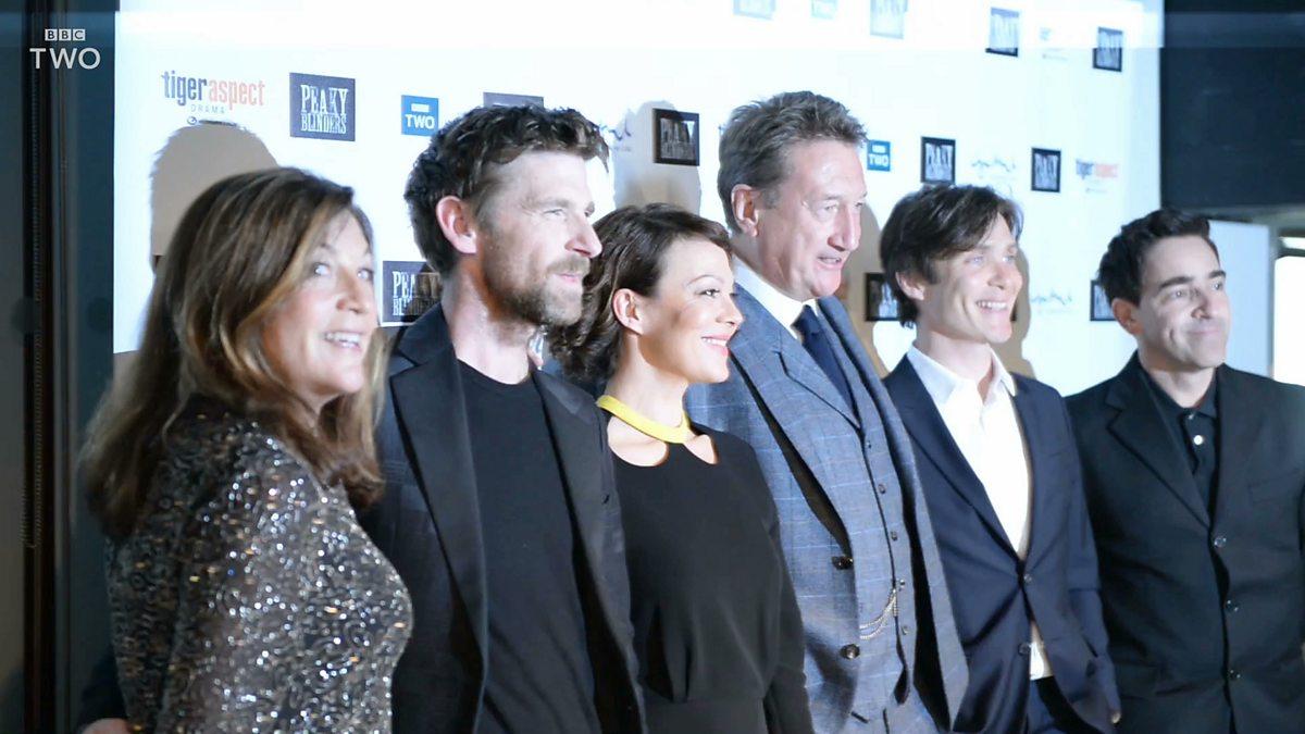 BBC Two - Peaky Blinders, Series 3, Peaky Blinders cast at the series premiere
