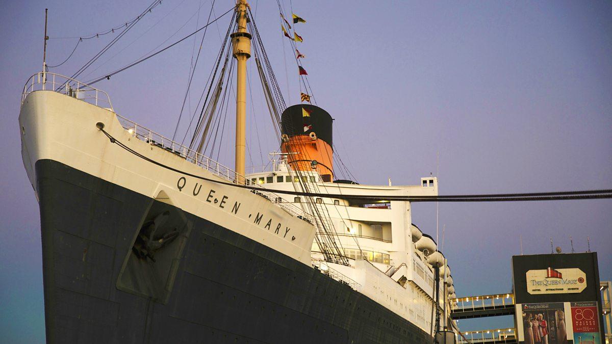 The Queen Mary: Greatest Ocean Liner - Episode 06-08-2019