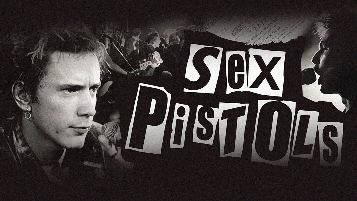 You need hands sex pistols