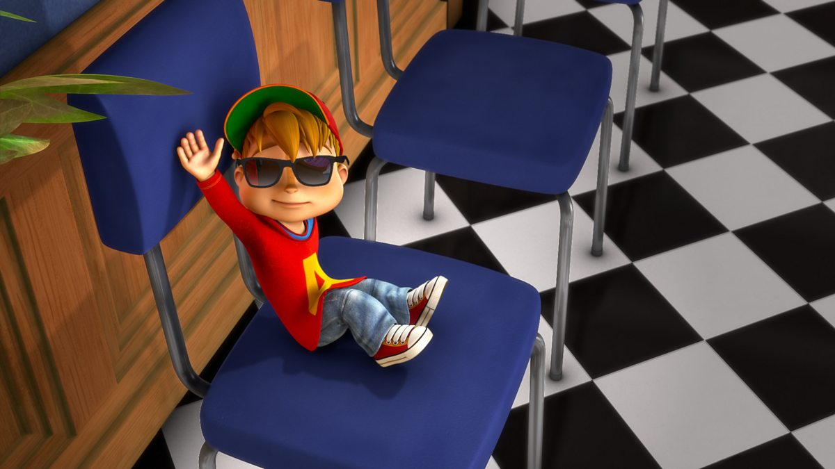 Alvinnn And The Chipmunks Brittany And Alvin bbc alba - alvinnn agus na chipmunks/alvinnn!!! and the