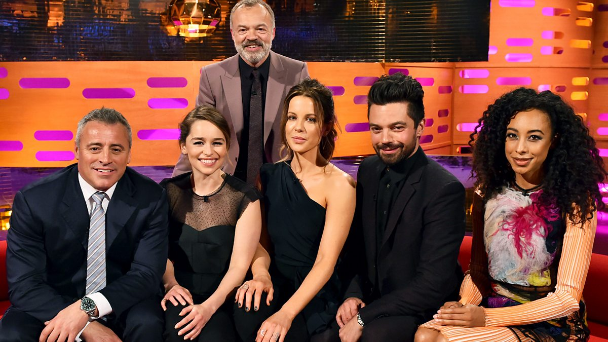 Bbc One The Graham Norton Show Series 19 Episode 10