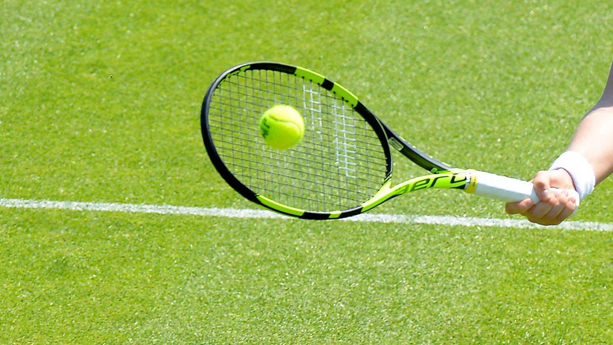 BBC Radio 5 live sports extra - 5 live Tennis