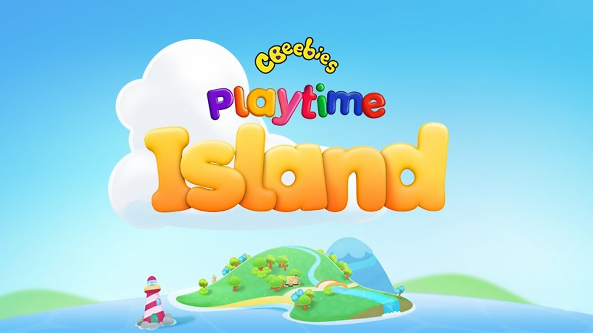 Image result for cbeebies playtime island logo
