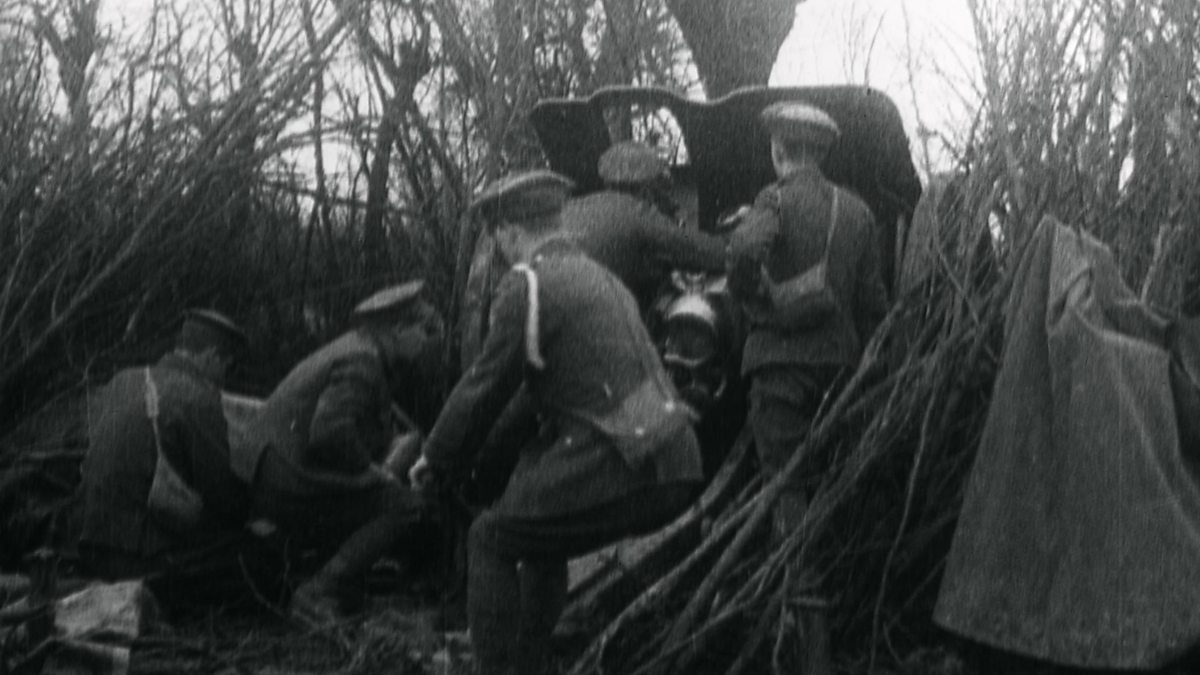 BBC One - Battle of the Somme 100, History: 1 July 1916