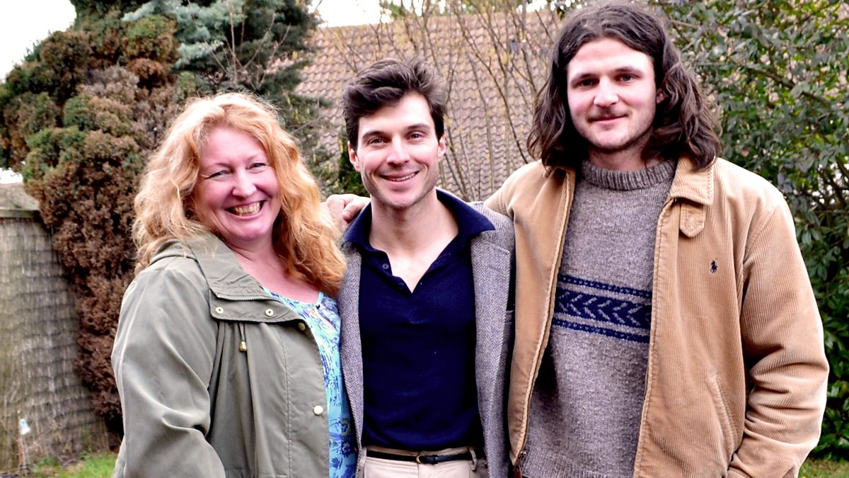 Bbc one garden rescue series 1 The rich brothers gardeners