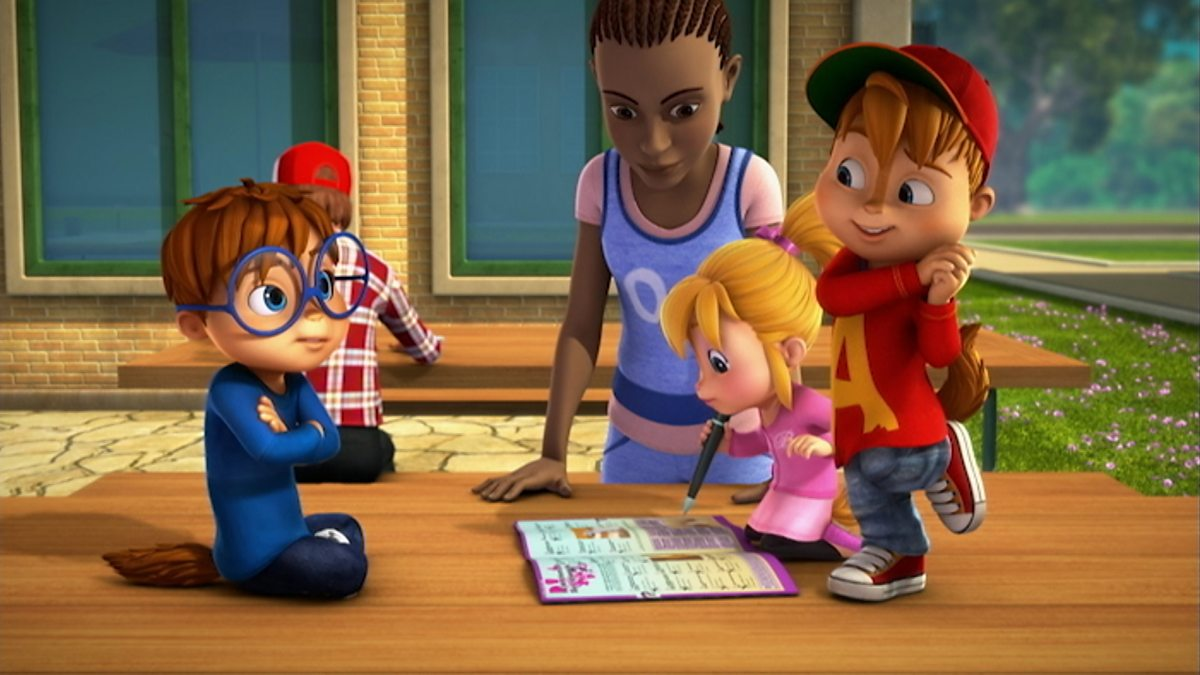 Alvin And The Chipmunks Alvin And Brittany bbc alba - alvinnn agus na chipmunks/alvinnn!!! and the