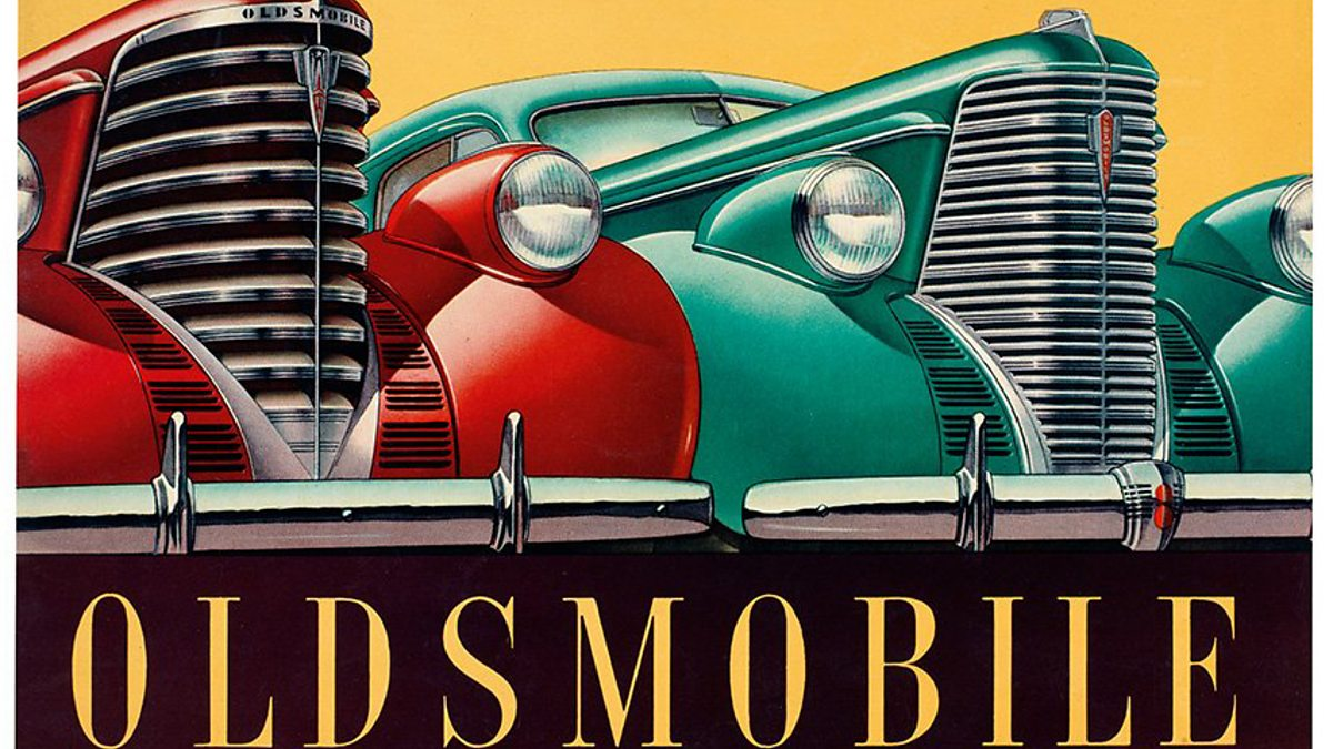 Bbc Arts American Dream Machines The Car Ads That 1950s Cars Oldsmobile Defined An Era