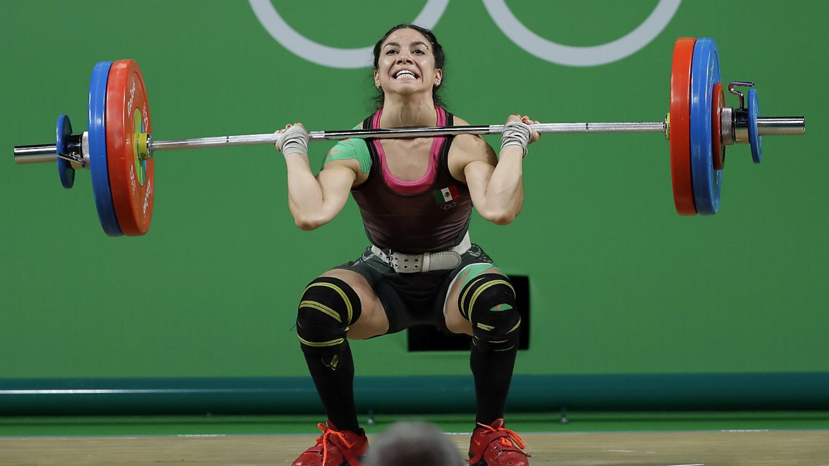 weightlfting aka olympic lifting - 1200×675