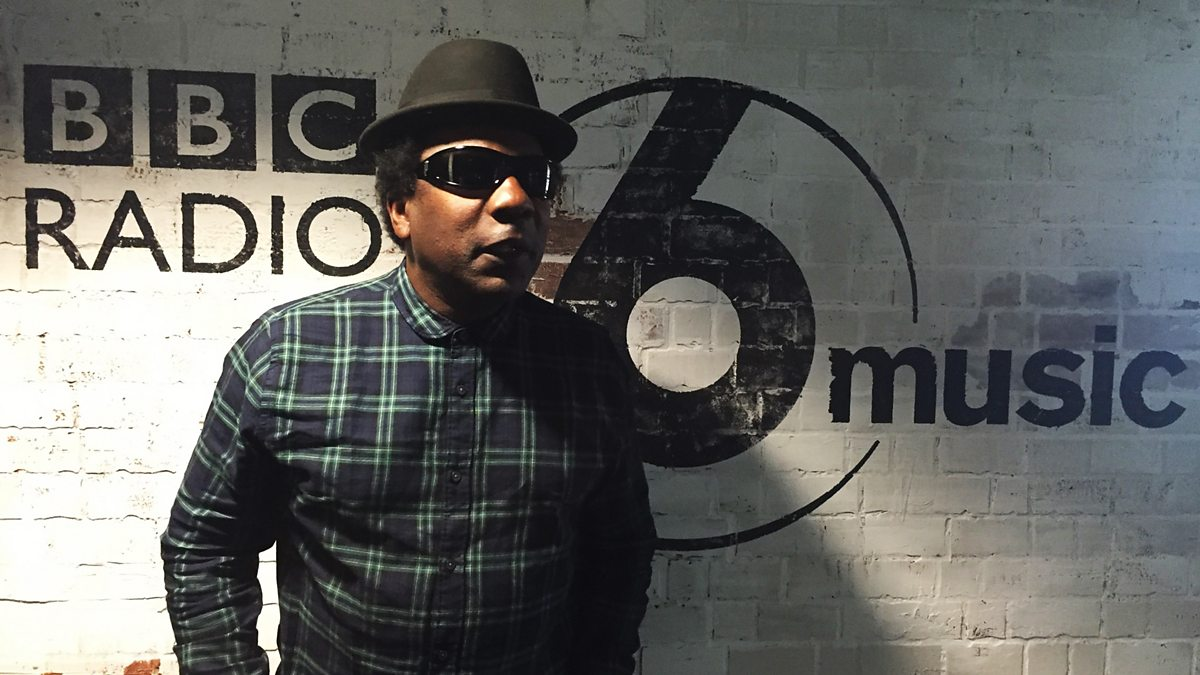 Norman Jay - BBC Radio 6 Music