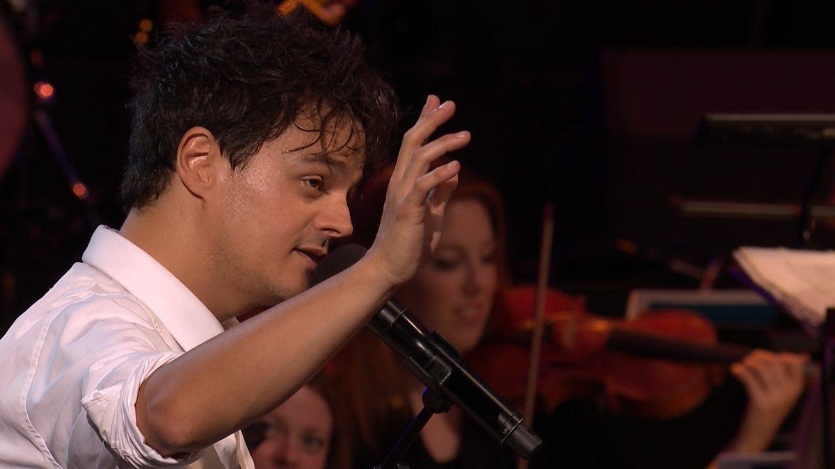 Bbc radio 3 bbc proms 2016 prom 36 jamie cullum prom for Jules buckley and the heritage orchestra