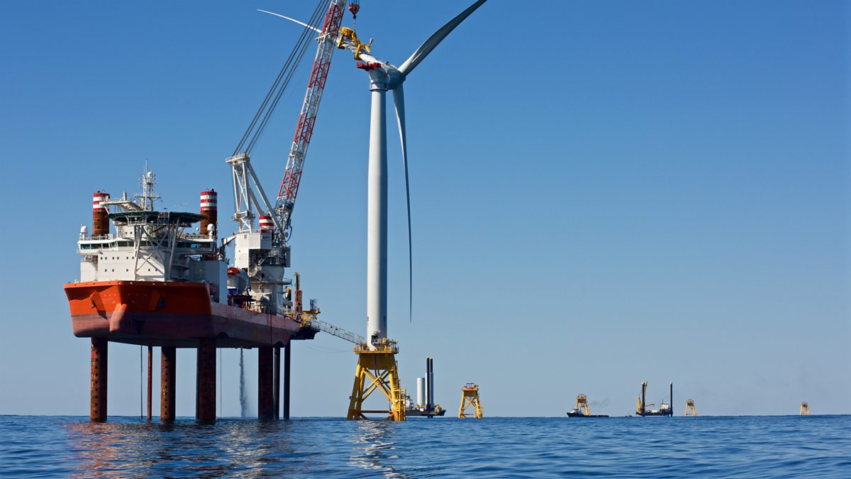 BBC World Service - Boston Calling, The first offshore wind farm in the US