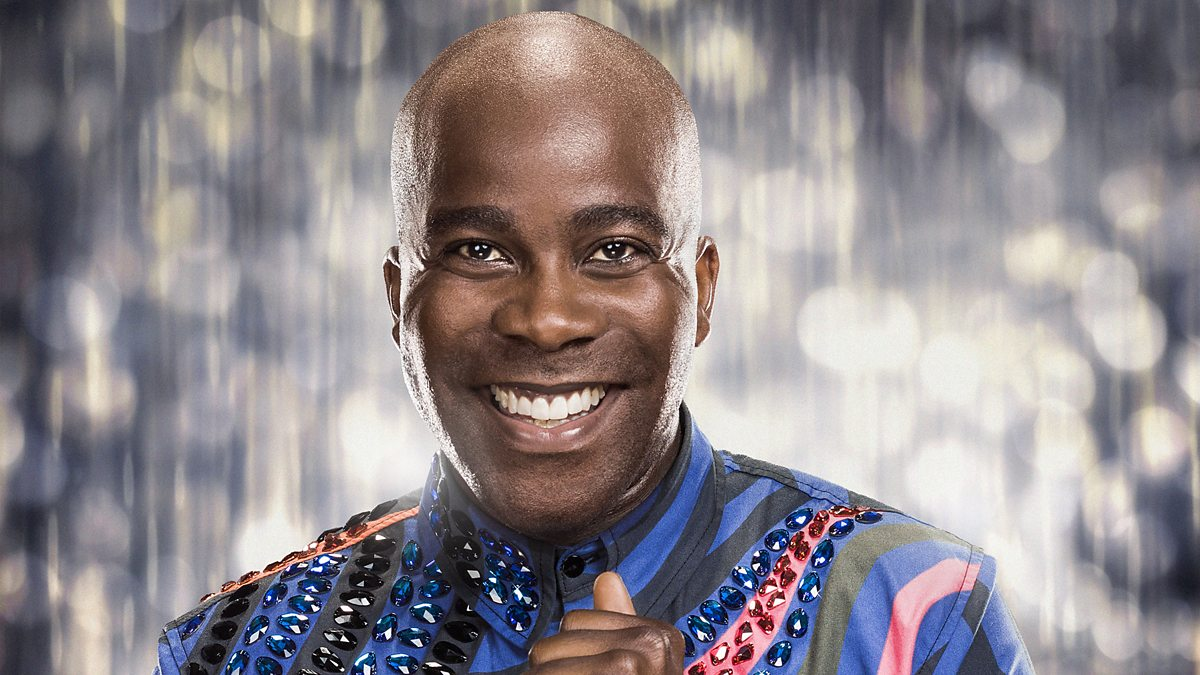 BBC One - Strictly Come Dancing - Melvin Odoom