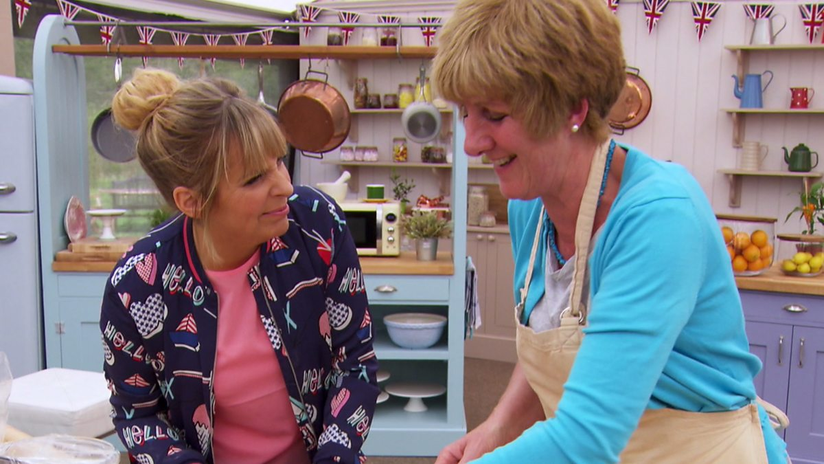 BBC One - The Great British Bake Off, Series 7, Pastry ...