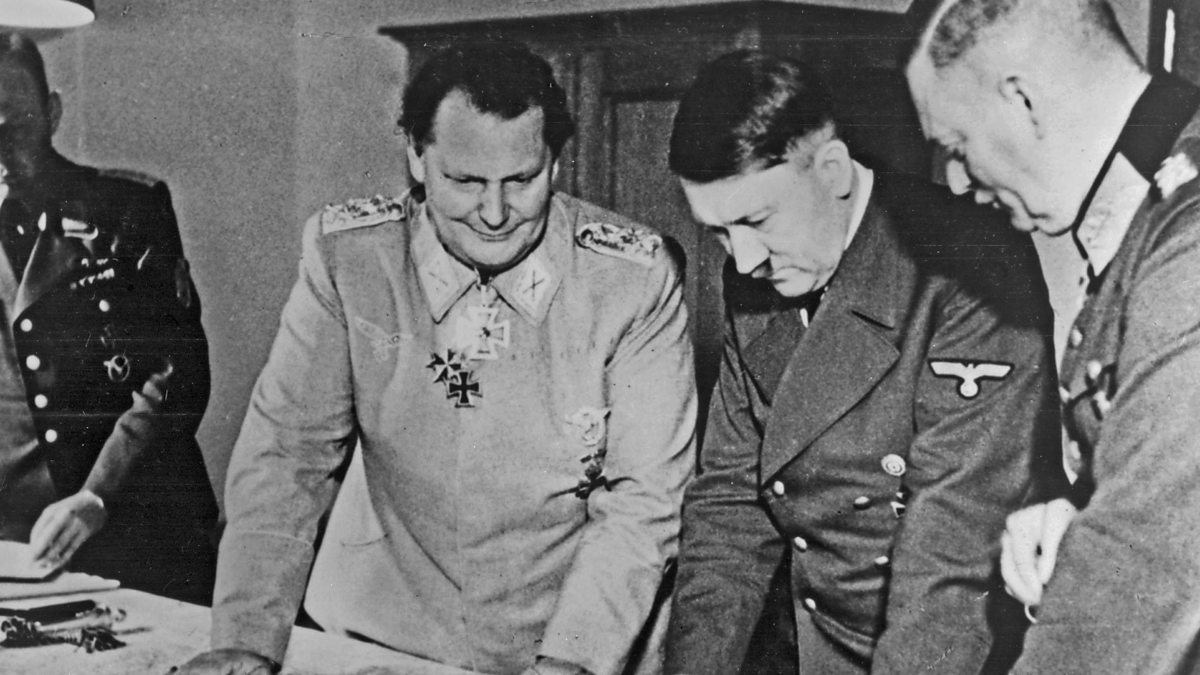BBC World Service - Newshour, Hitler's drug addiction