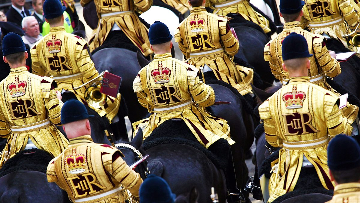 BBC One - The Lord Mayor's Show