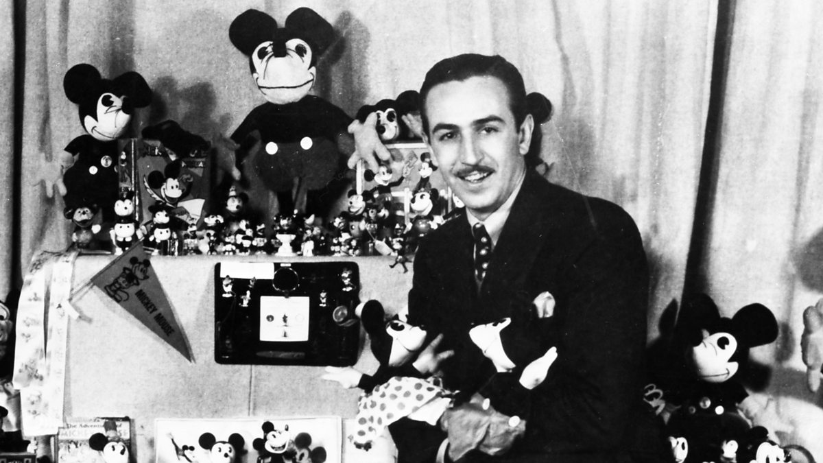Walt Disney - Episode 2