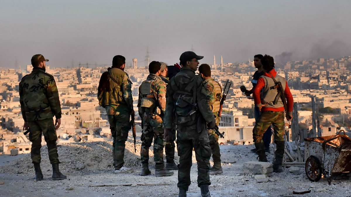 america should be careful with the syrian civil war crisis Voice the syrian war is over, and america lost bashar al-assad won it's worth thinking about why the united states didn't.