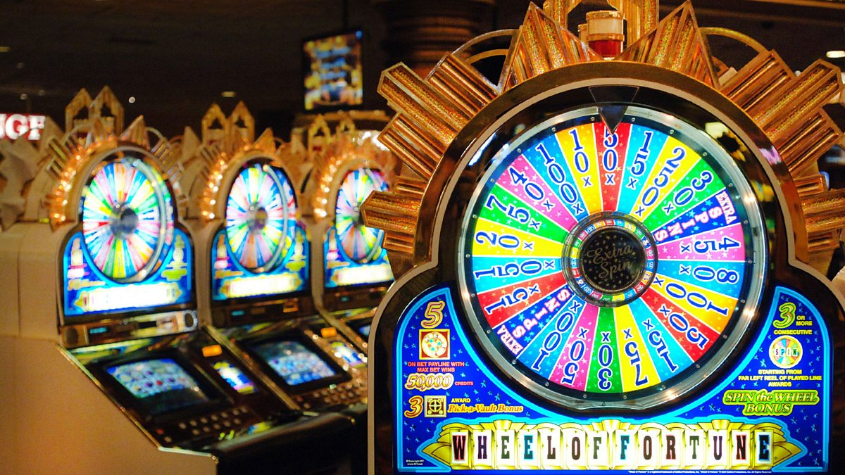 play wheel of fortune slots online free