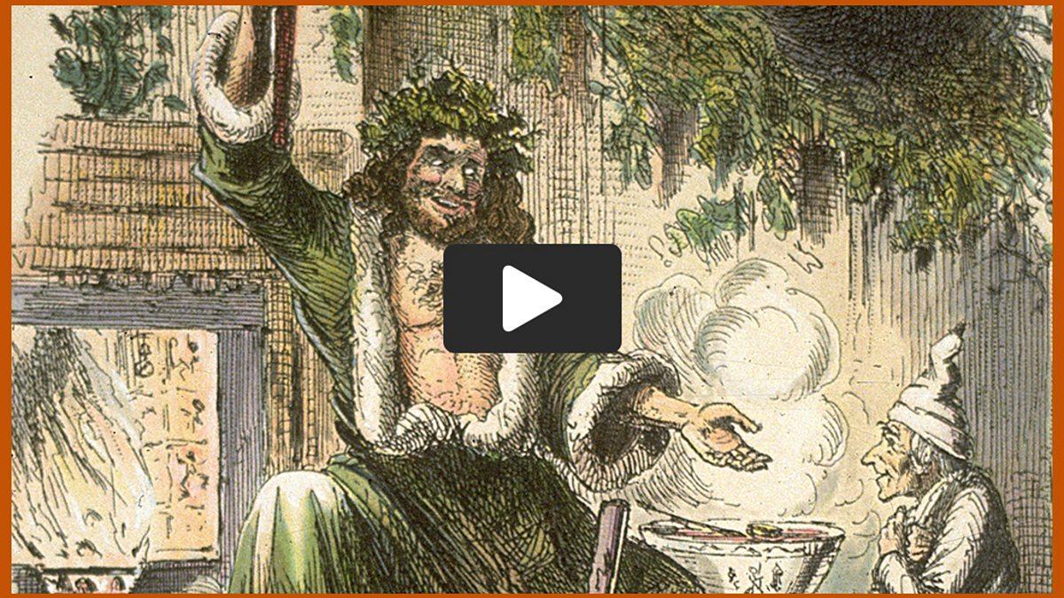 School Radio - A Christmas Carol, Video episodes