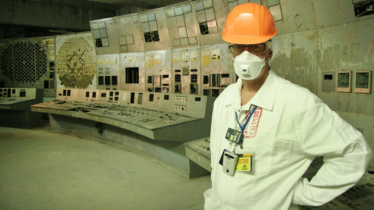 Inside Chernobyl's Mega Tomb - Episode 20-02-2020