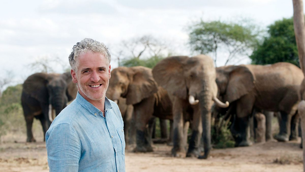 Gordon Buchanan: Elephant Family & Me - Episode 1