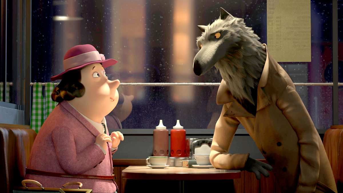 Revolting Rhymes - 2. Part Two