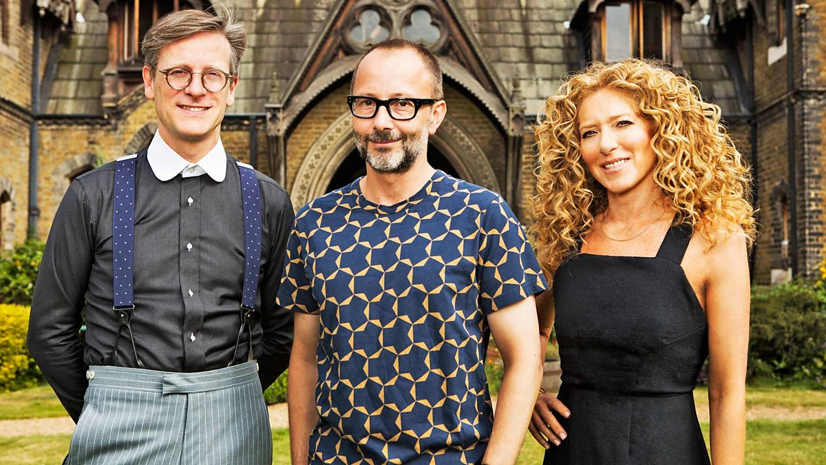 BBC Two - The Great Interior Design Challenge