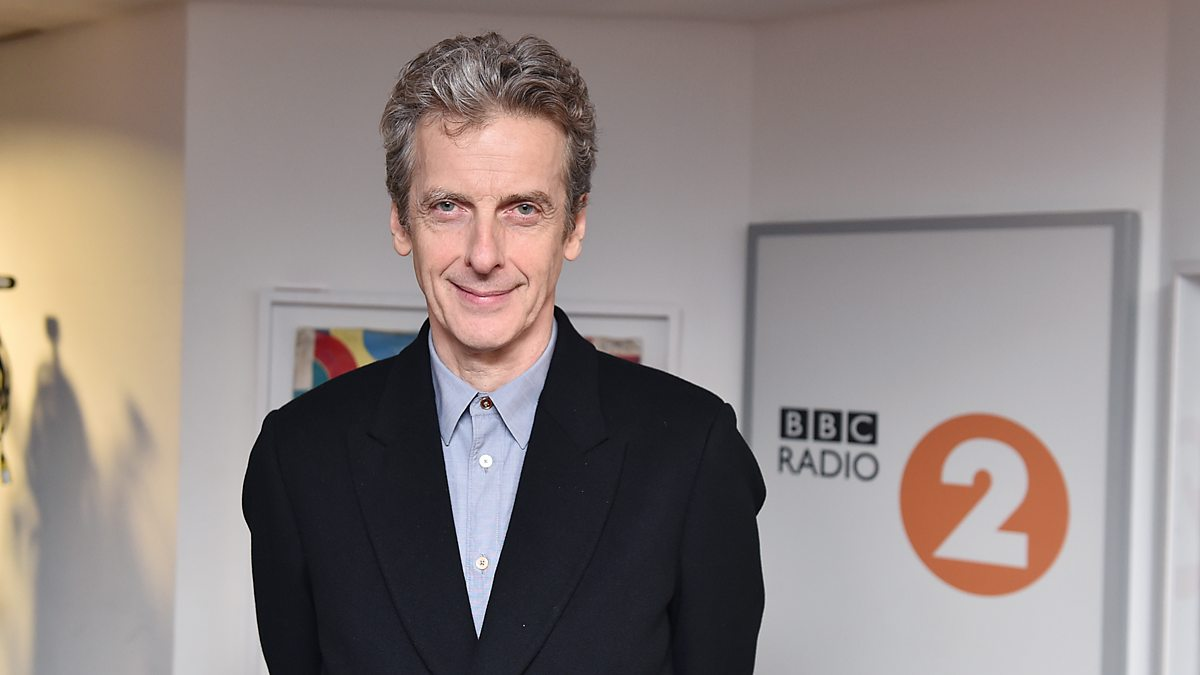"Thumbnail for Peter Capaldi: ""Matt Lucas is one of the British comedy greats, but has a strange alien look about him!"", Chris Pratt and Jennifer Lawrence, Peter Capaldi, Barry from Watford, Steve Wright in the Afternoon - BBC Radio 2"