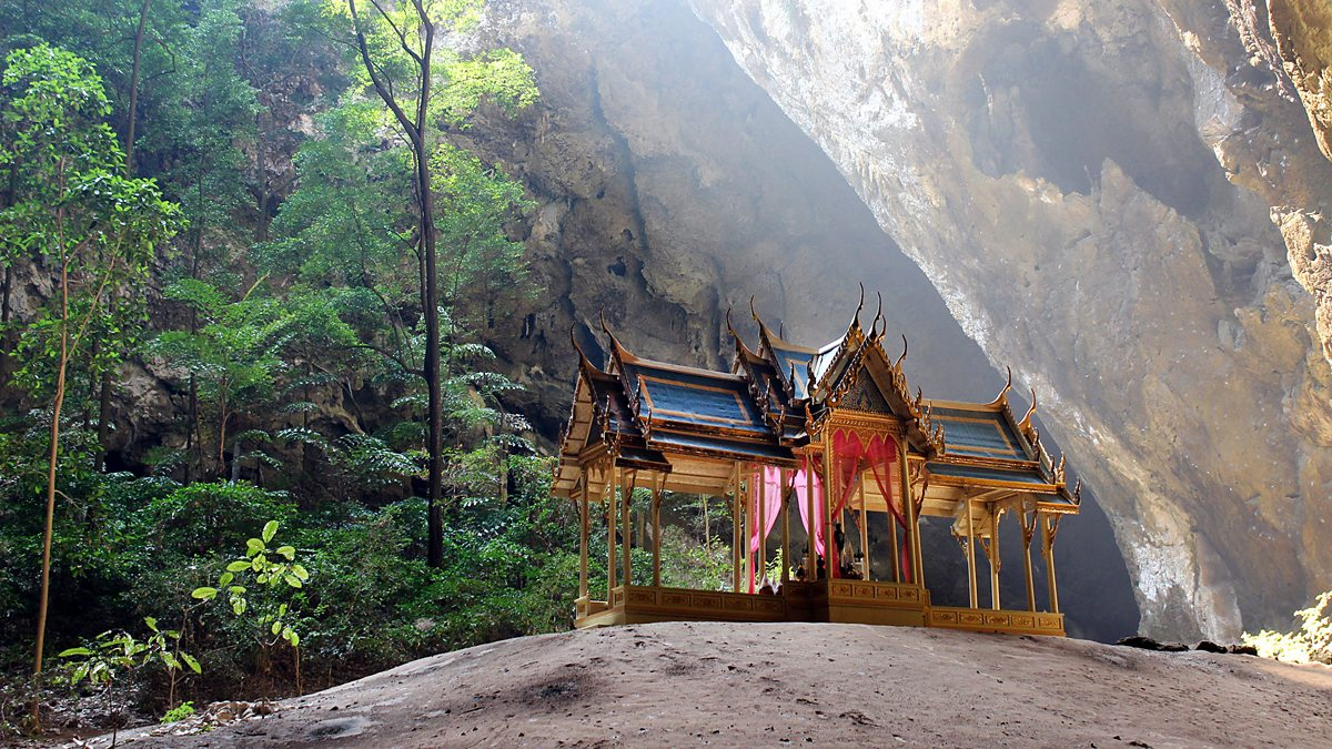 Thailand: Earth's Tropical Paradise - 1. The Secrets Of The South